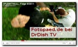 Oliver Spalt bei DrDish Television